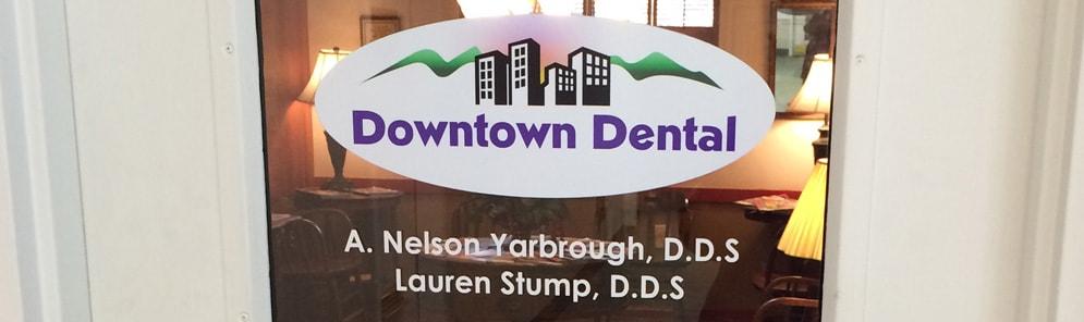 Downtown Dental Office, Charlottesville Dentist