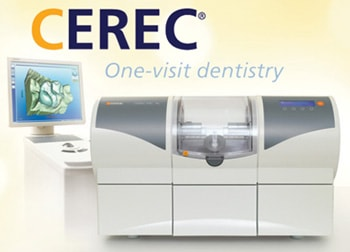 CEREC dental restorations in Charlottesville